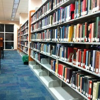 Photo taken at Broward College Library - Central Campus by Anderson M. on 7/24/2012
