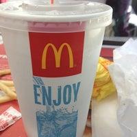 Photo taken at McDonald's by Maria Gabriela V. on 8/20/2012