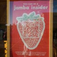 Photo taken at Jamba Juice Mesa by Fred v. on 3/23/2012
