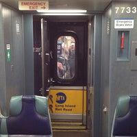 Photo taken at MTA - LIRR Train by Jeffrey P. on 8/18/2012