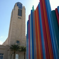 Photo taken at The Smith Center for the Performing Arts by David A. on 8/9/2012
