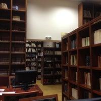 Photo taken at Βορέειος Βιβλιοθήκη by Γιάννης Α. on 5/24/2012