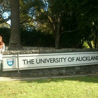 Photo taken at University Of Auckland - City Campus by Nur Fatin Aliyya A. on 4/15/2012
