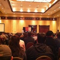Photo taken at Hilton, Salon H by JT A. on 3/11/2012