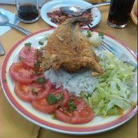 Photo taken at Plaza Mercado by juan pablo c. on 7/18/2012