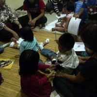 Photo taken at Gereja Toraja Bintaro by Laura on 2/19/2012