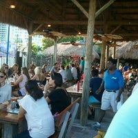 Photo taken at Monty's Fish and Stone Crab Restaurants by Dan K. on 9/7/2012