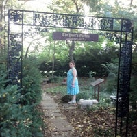 Photo taken at Highland Park Poet's Garden by John B. on 9/3/2012