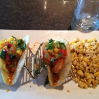 Photo taken at Milagro Modern Mexican by Monica B. on 5/5/2012