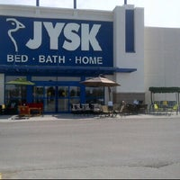 Photo taken at JYSK | Bed Bath Home by Mat S. on 4/21/2012