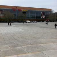 Das Foto wurde bei TUI Arena von Jan B. am 4/29/2012 aufgenommen