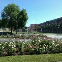 Photo taken at Universidad de León by Sara C. on 6/13/2012