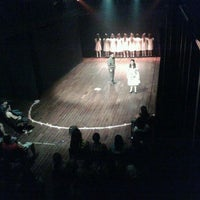 Photo taken at Teatro Universitário Cláudio Barradas by Lauro S. on 5/13/2012