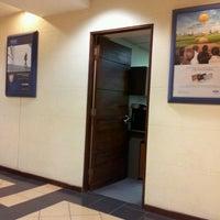 Photo taken at Banco Bice (Gerencia De Credito) by felipe l. on 3/15/2012