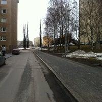 Photo taken at Kaleva by Jari R. on 3/28/2012