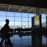 """Photo taken at Aeroporto di Catania Fontanarossa """"Vincenzo Bellini"""" (CTA) by Valerio D. on 9/5/2012"""