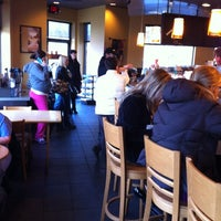 Photo taken at Starbucks by Kevin B. on 2/21/2012