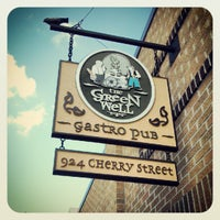 Photo taken at Green Well Gastro Pub by Timothy H. on 8/3/2012
