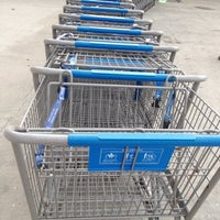 Photo taken at Walmart Supercenter by Spiffy H. on 7/1/2012
