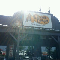 Photo taken at Cracker Barrel Old Country Store by Amy J. on 7/25/2012