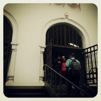 Photo taken at Gedung Sate by Mirza N. on 8/30/2012