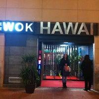 Photo taken at Restaurante Wok Hawai by Jose O. on 2/28/2012