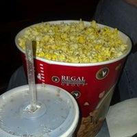 Photo taken at Regal Cinemas Old Mill 16 & IMAX by Sindi M. on 4/17/2012