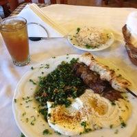 Photo taken at Kafta Restaurant by Cesar G. on 9/10/2012