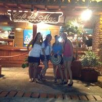 Foto tomada en Café del Mar por Juliana el 8/16/2012