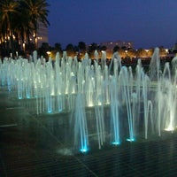 Photo taken at Curtis Hixon Waterfront Park by Adam R. on 7/1/2012