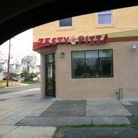 Photo taken at Zesty Pizza by Joe P. on 3/28/2012