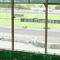 Photo taken at Monticello Casino & Raceway by Jesse on 9/5/2012