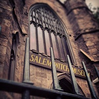 Photo taken at Salem Witch Museum by Michael L. on 7/14/2012