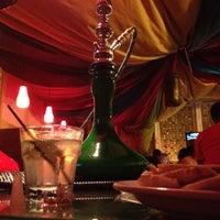 Photo taken at Anatolia Cafe & Hookah Lounge by Davis A. on 3/17/2012