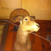 Photo taken at Ole's Big Game Steakhouse by jp f. on 4/15/2012