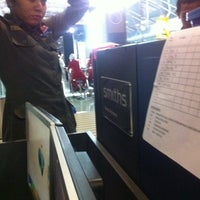 Photo taken at X-Ray Cabin Int'l Terminal 3 by Fadjar P. on 6/3/2012