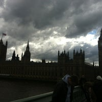 Photo taken at Houses of Parliament by Pedro R. on 4/29/2012