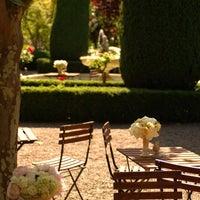 Photo taken at Beaulieu Garden by Mollie J. on 3/4/2012