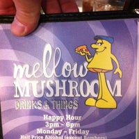 Photo taken at Mellow Mushroom by Scott J. on 3/11/2012