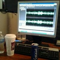 Photo taken at MSC Radio by Thom E. on 6/18/2012