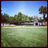 Photo taken at Scera Park by Ken K. on 7/18/2012