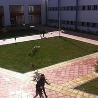 Photo taken at Tunis Business School - TBS by Jihed J. on 6/13/2012