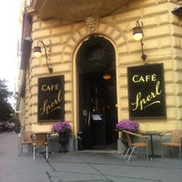 Photo taken at Café Sperl by Ivan M. on 8/9/2012