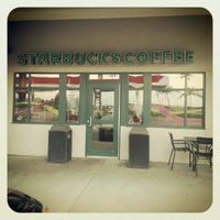 Photo taken at Starbucks by Maggie H. on 8/7/2012