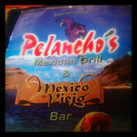 Photo taken at Pelancho's Mexican Restaurant by William C. on 5/6/2012