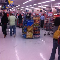 Photo taken at Walmart Supercenter by Demas on 4/9/2012