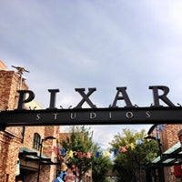 Photo taken at Pixar Place by Marisol F. on 7/31/2012