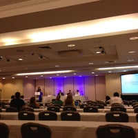 Photo taken at Affiliate Summit East 2012 by Mauricio M. on 8/13/2012