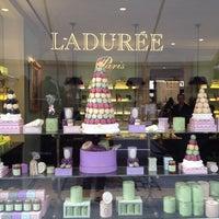 Photo taken at Ladurée by Kelvin C. on 2/2/2012