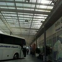 Photo taken at Autobusni Kolodvor Dubrovnik | Dubrovnik Bus Station by Matijas S. on 4/30/2012